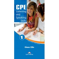CPE Listening & Speaking Skills C2 Rev. 1 Cl. CDs
