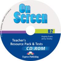 On Screen B2 TRP & Tests CD-ROM