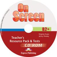 On Screen B2+ TRP & Tests CD-ROM