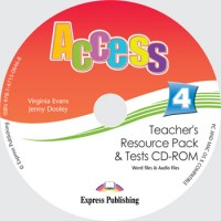 Access 4 TRP & Tests CD-ROM