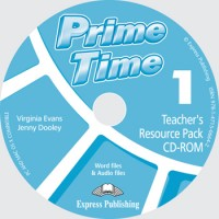 Prime Time 1 TRP CD-ROM