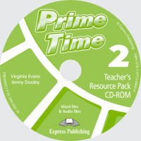 Prime Time 2 TRP CD-ROM