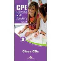 CPE Listening & Speaking Skills C2 Rev. 2 Cl. CDs