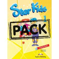 Star Kids 1 WB + Alphabet & ieBook