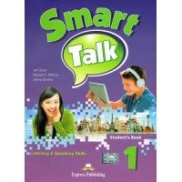 Smart Talk Listening & Speaking Skills 1 SB