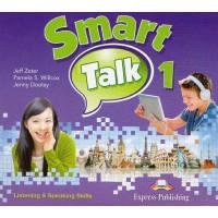 Smart Talk Listening & Speaking Skills 1 Cl. CDs
