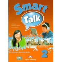 Smart Talk Listening & Speaking Skills 2 SB