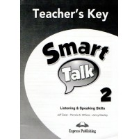 Smart Talk Listening & Speaking Skills 2 TB
