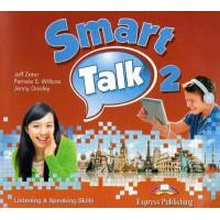 Smart Talk Listening & Speaking Skills 2 Cl. CDs