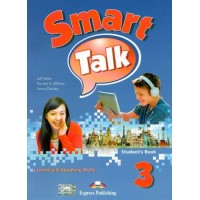 Smart Talk Listening & Speaking Skills 3 SB