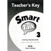 Smart Talk Listening & Speaking Skills 3 TB