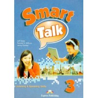 Smart Talk Listening & Speaking Skills 3 Cl. CDs