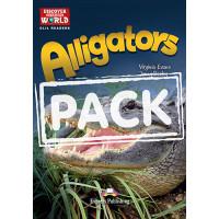 Alligators TB Pack + App Code & CD-ROM