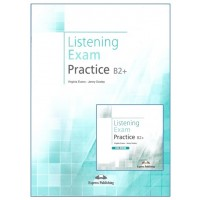 Listening Exam Practice B2+ Booklet + CD-ROM