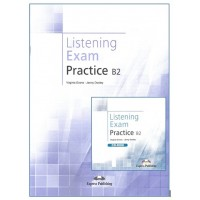 Listening Exam Practice B2 Booklet + CD-ROM