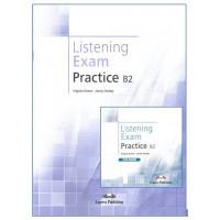 Listening Exam Practice B2 Booklet + CD-ROM Pack