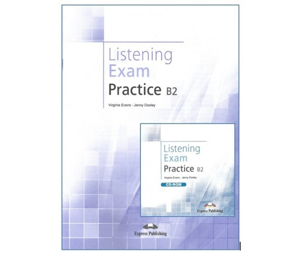 Listening Exam Practice B2 Booklet + CD-ROM