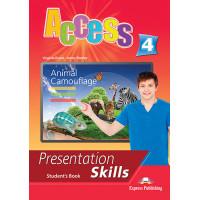 Access 4 Presentation Skills SB