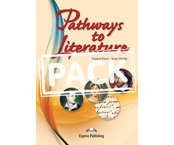Pathways to Literature TB Pack (SB+TB+CDs & DVD)