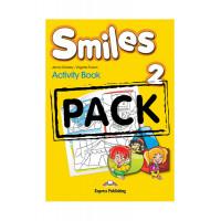 Smiles 2 WB + ieBook + Alphabet & CD