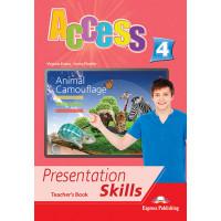 Access 4 Presentation Skills TB