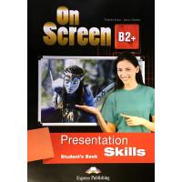 On Screen B2+/B2+ Rev. Presentation Skills SB