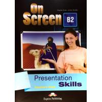 On Screen B2/B2 Rev. Presentation Skills TB
