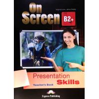 On Screen B2+/B2+ Revised Presentation Skills TB