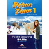 Prime Time 1 Public Speaking Skills SB