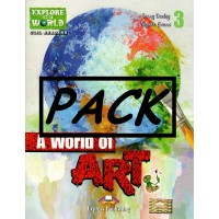 A World of Art TB Pack + App Code L.3
