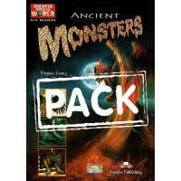 Ancient Monsters TB Pack + App Code & CD-ROM