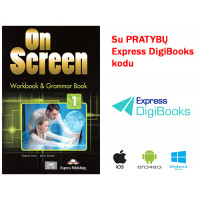 On Screen 1 WB & Gr. + ieBook & DigiBook App