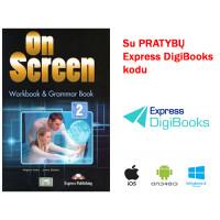 On Screen 2 WB & Gr. + ieBook & DigiBook App