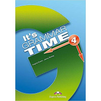 It's Grammar Time 4 SB + DigiBook App