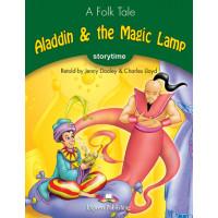 Aladdin & the Magic Lamp SB + DigiBook App L.3