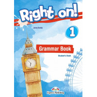 Right On! 1 Grammar SB + DigiBook App