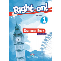 Right On! 1 Grammar TB + DigiBook App