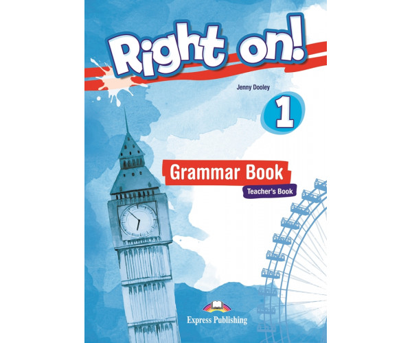 Right On! 1 Grammar TB + DigiBooks App