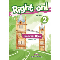 Right On! 2 Grammar SB + DigiBook App