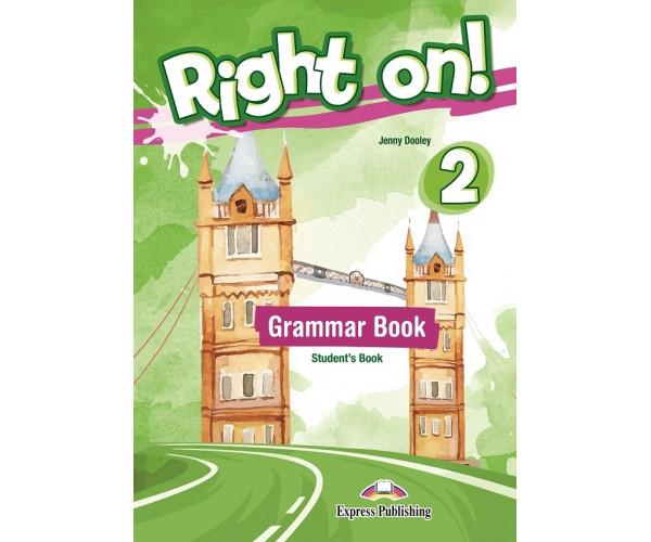 Right On! 2 Grammar SB + DigiBooks App