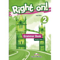 Right On! 2 Grammar TB + DigiBook App