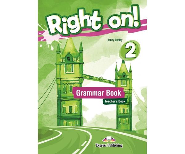 Right On! 2 Grammar TB + DigiBooks App