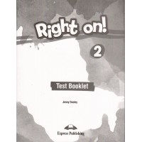 Right On! 2 Test Booklet