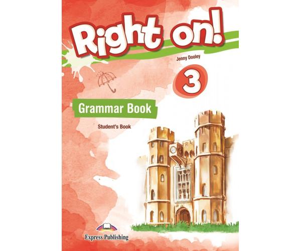 Right On! 3 Grammar SB + DigiBooks App