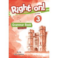 Right On! 3 Grammar TB + DigiBook App