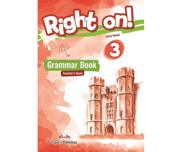 Right On! 3 Grammar TB + DigiBooks App