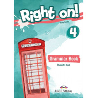 Right On! 4 Grammar SB + DigiBook App