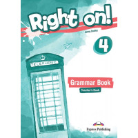 Right On! 4 Grammar TB + DigiBook App