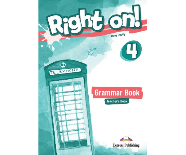 Right On! 4 Grammar TB + DigiBooks App