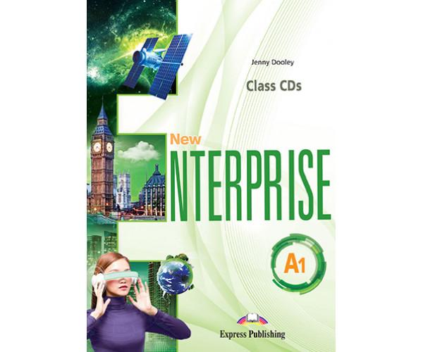 New Enterprise A1 Cl. CDs